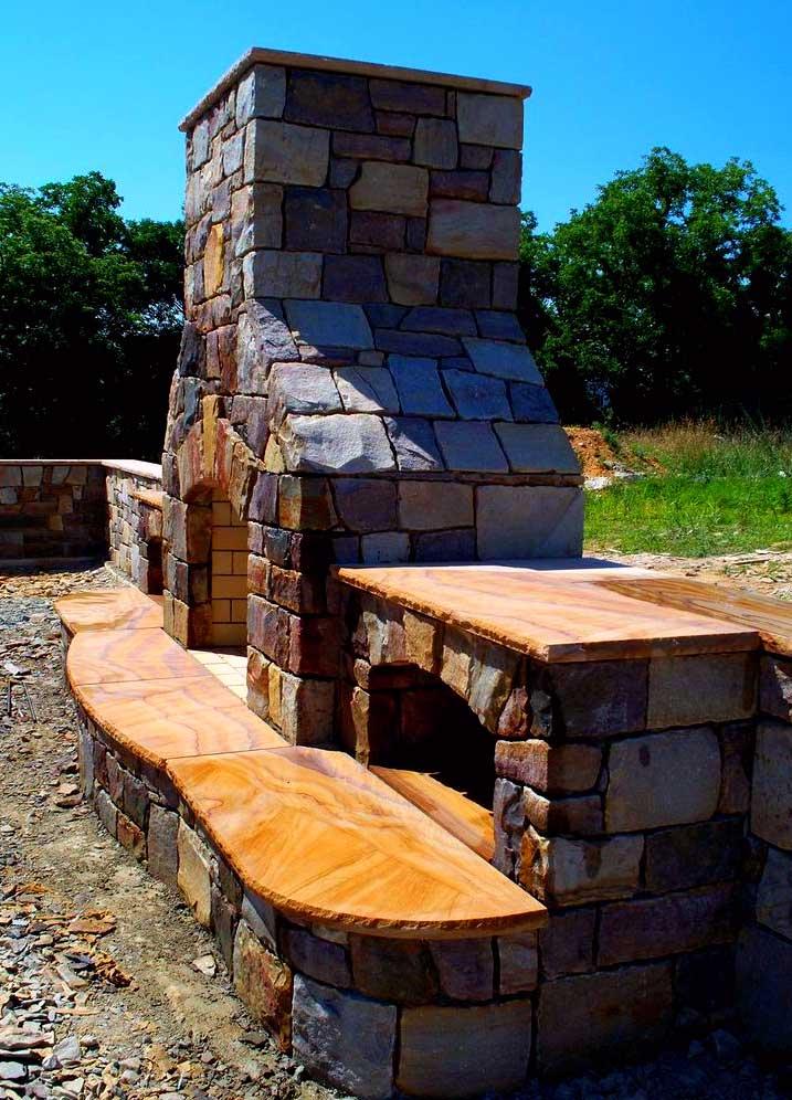 Stone Masonry Stonework Va Quality Concrete And Masonry
