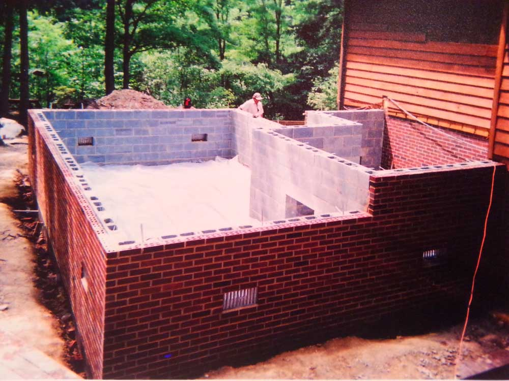 Quality Concrete and Masonry - Concrete Flatwork and Foundations - Tavis Newman
