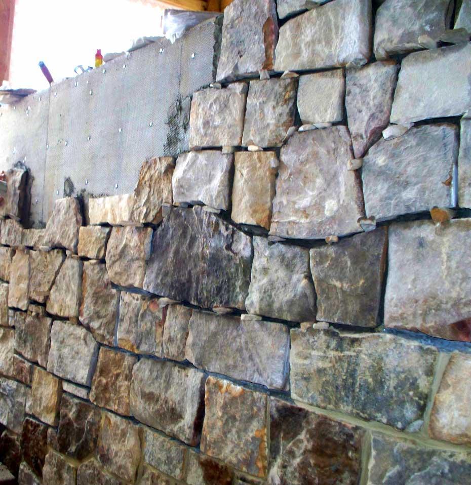 Stonework Granite Block : Stone masonry stonework va quality concrete and