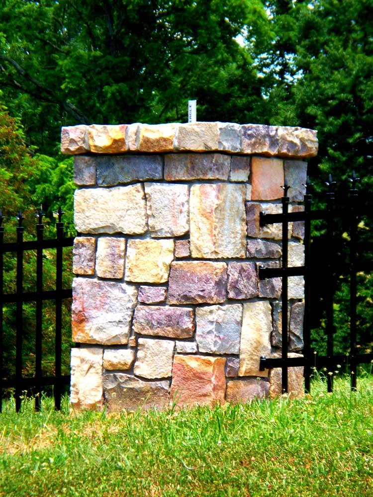 Quality Concrete and Masonry - Stone Masonry - Tavis Newman